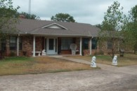Brick Home on .91 Acres at 2485 Garrett Lane, China Spring, TX 76633, USA for 260000