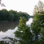 330 Acres Crop, Pasture and Recreational Land on the Brazos River